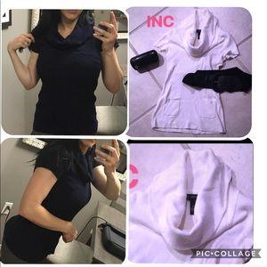 Macy's INC (2) tops bundle cowl neck sweater tops